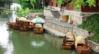 ทัวร์จีน ทัวร์เซี่ยงไฮ้  ล่องเรือโจวจวง หังโจว ซูโจว อู๋ซิ 5 วัน TG