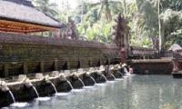 เที่ยวบาหลี วัดเบราตาน (วิหารกลางน้ำ)